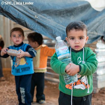 Swiss Red Cross – Help for Syrian Refugees