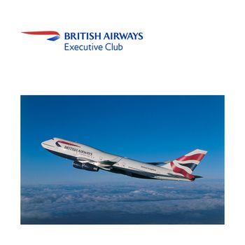 British Airways – Executive Club