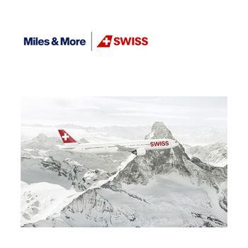 SWISS – Miles & More