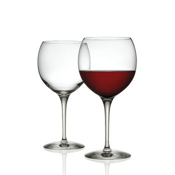 Alessi MAMI XL Red Wine Glass 2pcs
