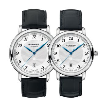 Montblanc STAR LEGACY Automatic Date Watch