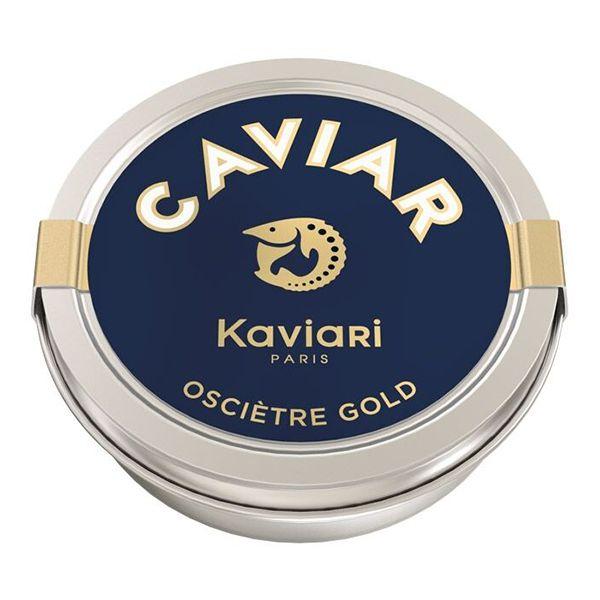 Kaviari OSCIÈTRE GOLD Caviar Image