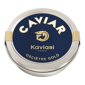 Kaviari OSCIÈTRE GOLD Caviar