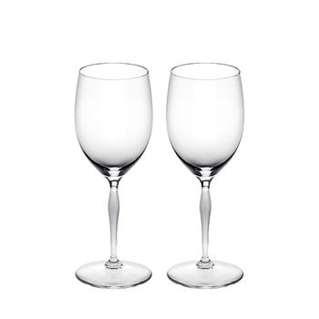 Lalique 100 POINTS Tumbler Glass Set 2pcs