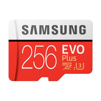 Samsung EVO Plus microSDXC Memory Card - 256GB