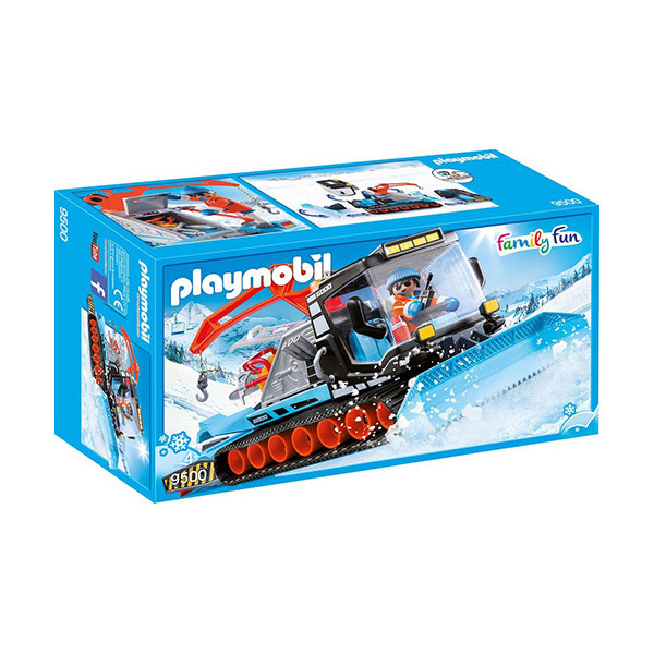 Playmobil® Snow Groomer Image