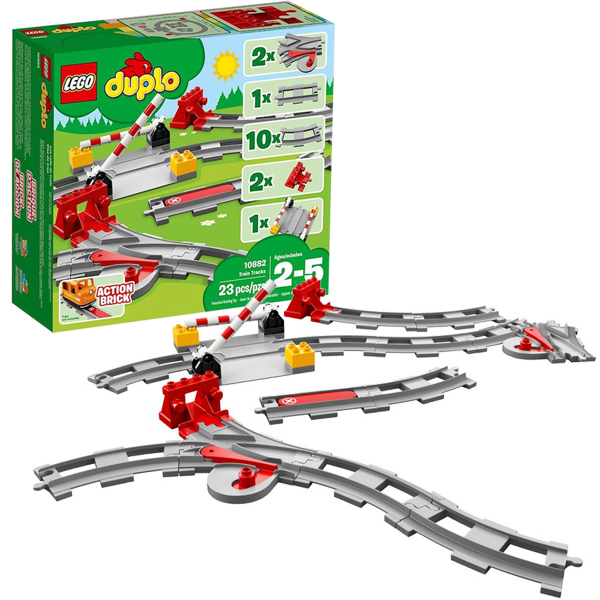 Lego DUPLO Rail Accessory Set Image
