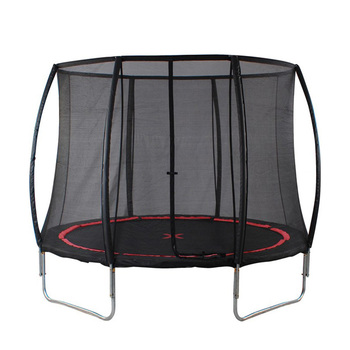 Small Foot BLACK SPIDER Trampoline